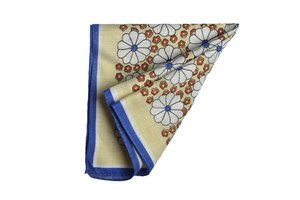 Etiquette for Using Handkerchiefs