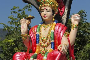 How Goddess Kali Pujas Are Performed at Home
