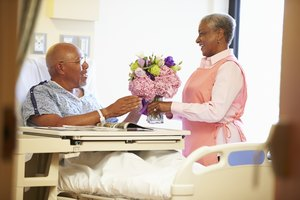 How to Send Flowers to a Hospital