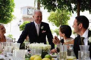 Etiquette for Wedding Speeches