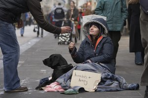 Political Effects of Homelessness in the USA
