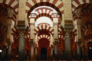 The Evolution of Islamic Arches