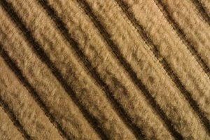 Corduroy exists in a vast selection of colors and styles.