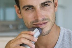 Periodic cleaning helps your electric shaver work properly.