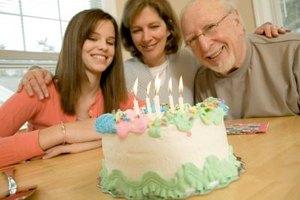 Birthdays shared are birthdays treasured.