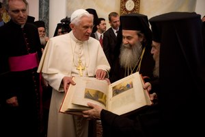 Russian Orthodox vs. Western Christianity