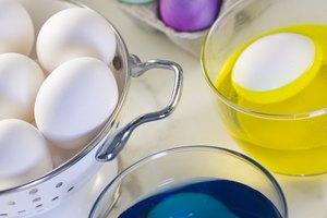 Cómo quitar el colorante de alimentos de la piel