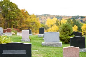How to Lay Out Cemetery Spaces