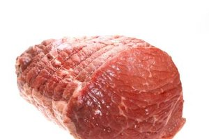 A fresh roast can be stored in the refrigerator longer than ground beef.