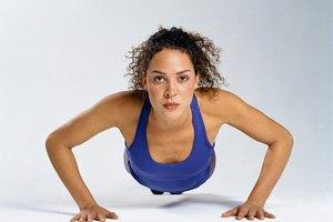 ¿Las flexiones de brazos son buenas para perder peso?