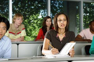 Classroom Etiquette for Students