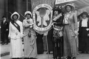What Effect Did Women's Suffrage Have on the Politics of the 1920s?