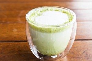 Beneficios del té verde con leche