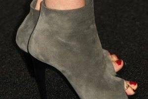 Use suede dye to keep your boots looking fresh.