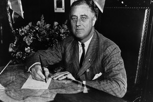 What Major Issues Were Roosevelt & the Democrats Facing in the 1930s?