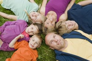 Patience, reassurance and consistency help children transition into a blended family.