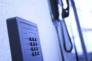 Can Cellular Phones Be Used for Home Security Instead of the Landline?