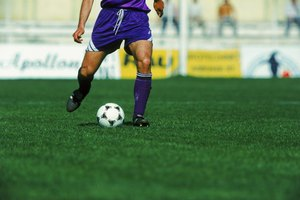 Cómo determinar el tamaño de botines para fútbol soccer
