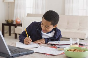 How Much Time Should Middle School Students Spend on Homework?
