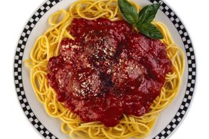 Spaghetti is a quick and easy meal that requires little time at the stove.