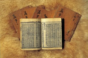 What Is the Holy Book of the Confucianists?