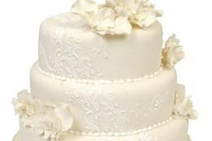 Add piping detail to fondant for an embossed look.