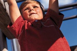 Actividades de fortalecimiento muscular para niños