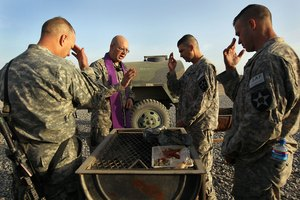 Pay Scale for Army Chaplains