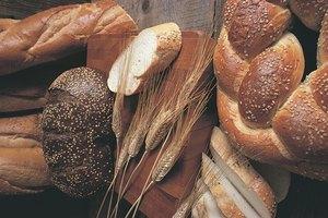 Tamaño de las porciones de pan