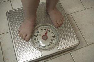 Peso y altura promedio de un niño de dos años