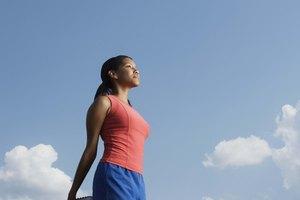Ejercicios de estiramiento para alargar los tendones tensos