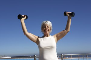 Entrenamiento con pesas para aquellos con artritis reumatoide