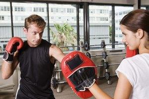 Cómo lavar las vendas luego de un entrenamiento de boxeo
