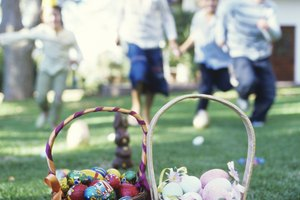 What Is the Origin of Giving Easter Baskets?