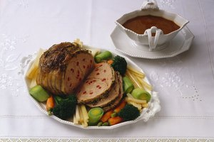 How to Thicken Beef Gravy