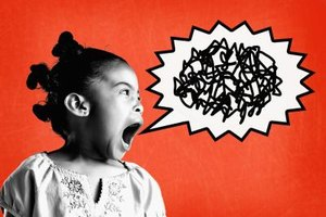 Extreme anger is difficult for parents to deal with.