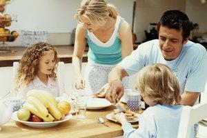 Alimentos para el desayuno bajos en grasa y en azúcar