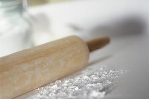 Cake flour is used to improve the texture of cakes.