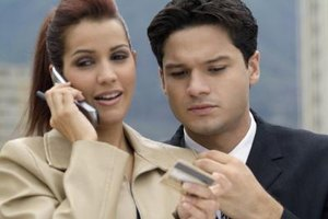 A controlling partner may monitor your communication with others.