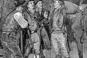 Three Patriots Who Warned of the British Coming