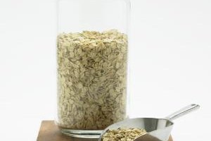 Oats are considered a whole-grain food.