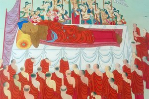 Mahayana Buddhism Beliefs on Life & Death