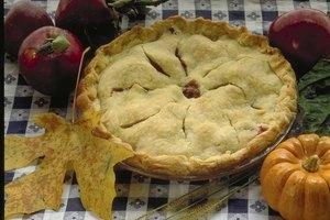 ¿Cómo puedo reemplazar la maicena cuando preparo una tarta de manzana?