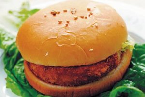 Breaded pork and chicken tenderloins are both tasty in sandwich form.