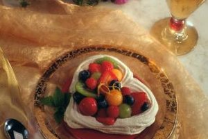 Pavlova can be made as individual servings, though a single larger dessert is more common.