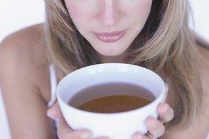 ¿Cómo hacer té con jengibre en polvo?