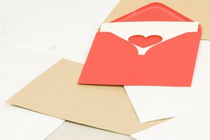 Proper Way to Put Cards in Envelopes