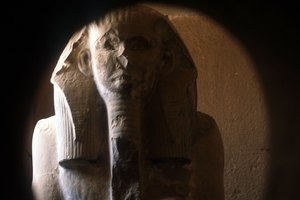 What Happened at a Pharaoh's Burial?