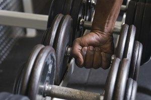 ¿Qué músculos trabajas al levantar pesas?