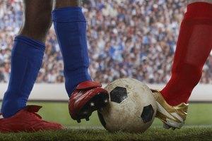 Reglamento para botines de soccer